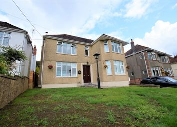 Thumbnail 3 bedroom detached house for sale in Church Road, Tonteg, Pontypridd