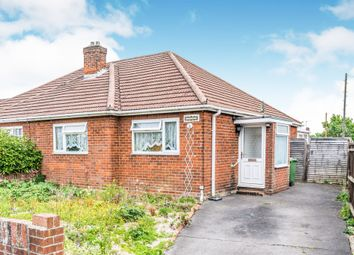 2 bed semi-detached bungalow for sale in Pinegrove Road, Southampton SO19