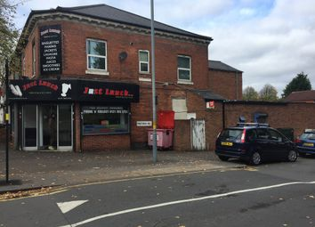 Thumbnail Restaurant/cafe for sale in Just Lunch, Bordesley Green, Lease For Sale