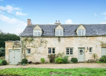 Thumbnail 3 bed cottage to rent in Lower Cottage, Little Barrington, Burford