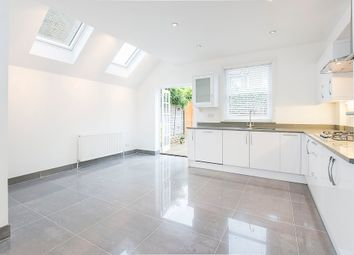 Thumbnail 4 bed terraced house to rent in Chatto Road, London