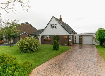 Thumbnail 3 bed detached house for sale in Wilkesley Avenue, Standish, Wigan