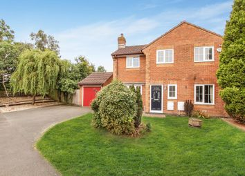 Thumbnail 3 bed detached house for sale in Ravencroft, Bicester