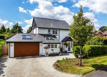 Woking, Surrey GU22. 4 bed detached house for sale