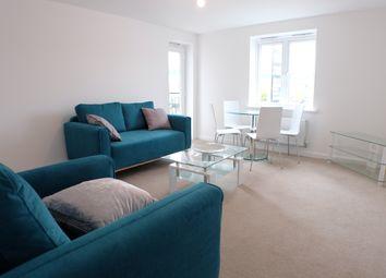 Thumbnail 2 bed flat to rent in Bellerphon Court, Copper Quarter, Swansea