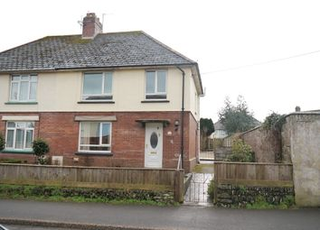 Thumbnail 3 bedroom semi-detached house for sale in Gwythers, South Molton