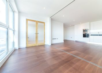 Thumbnail 2 bed flat for sale in Gateway Tower, Royal Victoria Dock