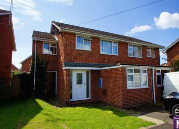 Thumbnail 4 bedroom semi-detached house for sale in Stanwick Gardens, Wymans Brook, Cheltenham