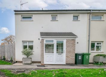 Thumbnail 2 bed end terrace house for sale in Felton Close, Redditch