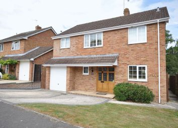 Thumbnail 4 bed detached house for sale in Canada Rise, Market Lavington, Devizes