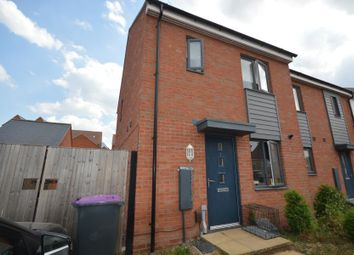 Thumbnail 3 bed end terrace house to rent in Symon Fold, Telford
