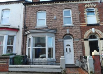Thumbnail 3 bedroom terraced house to rent in Buxton Road, Rock Ferry, Birkenhead
