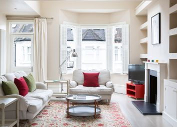 Thumbnail Serviced flat to rent in Winchendon Road, London