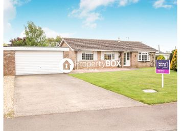 Thumbnail 3 bed detached bungalow for sale in Forge Close, Boston