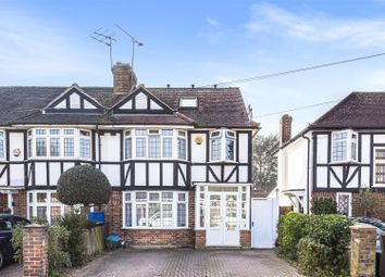 Thumbnail 4 bed end terrace house for sale in Hollybush Road, Kingston Upon Thames