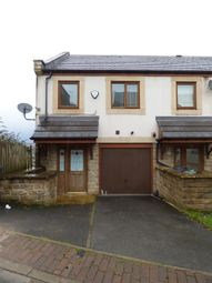 Thumbnail 4 bed terraced house to rent in Greenlea Court, Huddersfield
