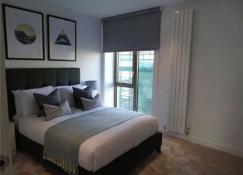 Thumbnail 1 bed flat for sale in Latitude House, Schooner Road, Royal Wharf, London
