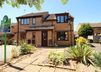 Thumbnail 2 bed semi-detached house for sale in Shepherds Walk, Stoke Heath, Bromsgrove