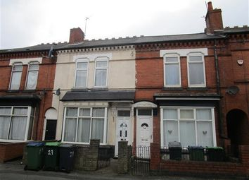 Thumbnail 3 bedroom property to rent in The Poplars, Montague Road, Smethwick