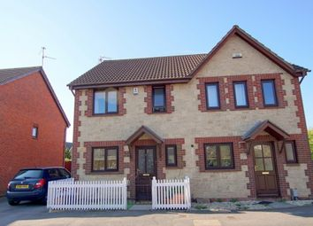 Thumbnail 3 bed semi-detached house for sale in 5, Kember Close, St Mellons, Cardiff, Cardiff