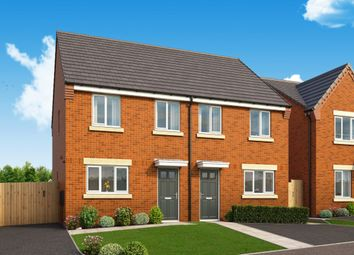 Thumbnail 2 bed terraced house for sale in Riverbank View, Whit Lane, Salford