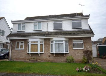 Thumbnail 3 bed semi-detached house to rent in 17 Birchdale Hullbridge, Hockley, Hockley