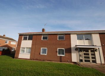 Thumbnail 2 bed flat for sale in Ridgeway, Ashington