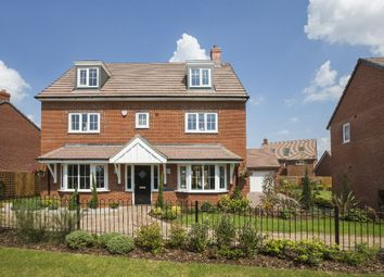 Thumbnail 5 bedroom detached house for sale in Blackthorn Crescent, Brixworth, Northampton