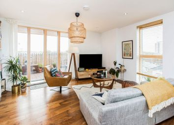 Thumbnail 3 bed flat for sale in 3 Queens Road West, London