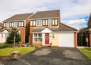 Thumbnail 3 bed detached house for sale in Puffin Close, Stanney Oaks, Ellesmere Port