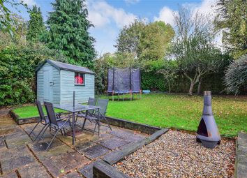 Thumbnail 4 bed end terrace house for sale in Poplar Road, Leatherhead, Surrey