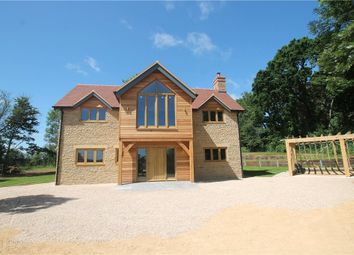 Thumbnail 4 bed detached house for sale in Priors Down, Station Road, Stalbridge, Sturminster Newton