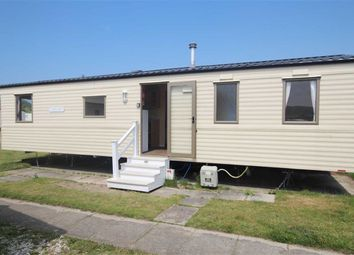 Thumbnail 3 bed mobile/park home for sale in Willerby Salsa Lodge, Prestatyn