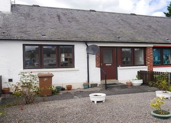 Thumbnail 1 bed terraced bungalow for sale in Dewar Square, Dingwall
