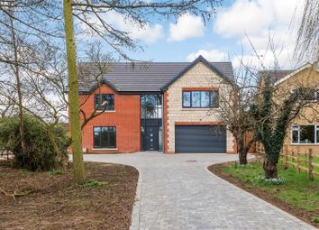 Thumbnail 5 bed property for sale in Hawthorn Road, Cherry Willingham, Lincoln