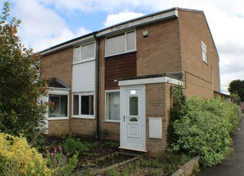 Thumbnail 2 bedroom town house for sale in Balmoral Grove, Hucknall, Nottingham