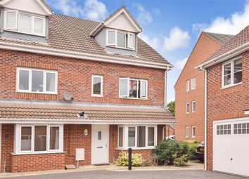 Thumbnail 1 bed flat for sale in Graylingwell Drive, Chichester, West Sussex