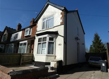 Thumbnail 3 bed semi-detached house to rent in Gristhorpe Road, Selly Oak, Birmingham