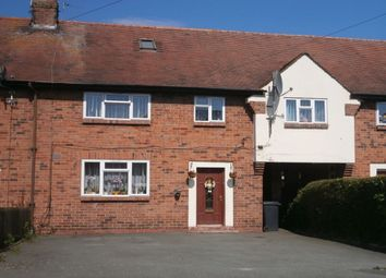 Thumbnail 4 bed terraced house for sale in Chestnut Avenue, Oswestry