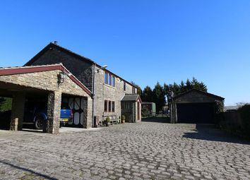 Thumbnail 4 bed detached house for sale in Peers Clough Road, Rossendale, Lancashire
