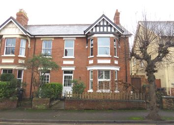 Thumbnail 4 bed end terrace house for sale in Summerland Avenue, Minehead