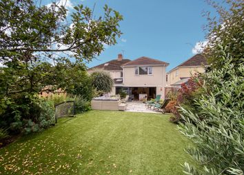 Thumbnail 4 bed semi-detached house for sale in Audley Avenue, Lower Weston, Bath