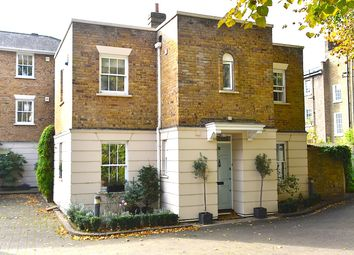 Thumbnail 2 bed mews house for sale in Bramwell Mews, Islington