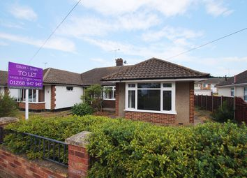 Thumbnail 3 bed semi-detached bungalow to rent in Hudson Crescent, Leigh-On-Sea