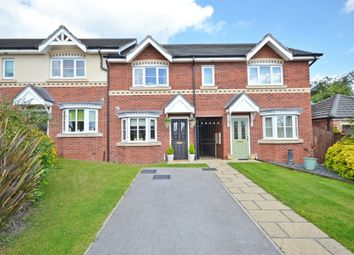 Thumbnail 2 bed town house for sale in Hanson Court, Normanton