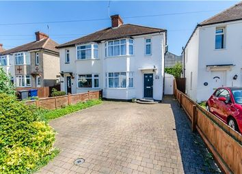Thumbnail 3 bed semi-detached house for sale in The Westering, Cambridge