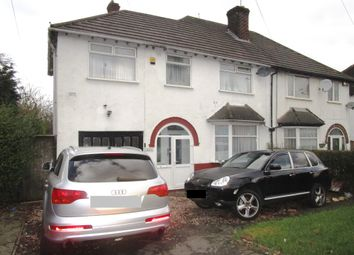 Thumbnail 4 bed semi-detached house for sale in Stafford Road, Oxley, Wolverhampton