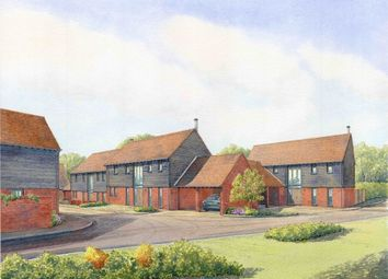 Thumbnail 5 bedroom semi-detached house for sale in Priory Farm Yard, Hunsdon Road, Widford, Herts