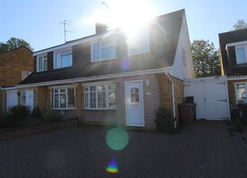Thumbnail 3 bed property to rent in Edgewood Drive, Luton