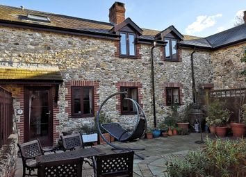 Thumbnail 3 bed barn conversion for sale in Cotleigh, Honiton